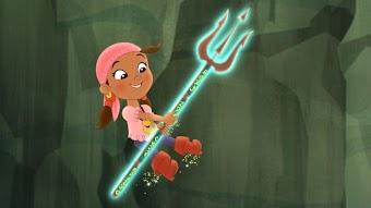 Izzy's Trident Treasure / Pirate Putt-Putt