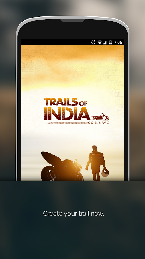 Trails Of India- screenshot