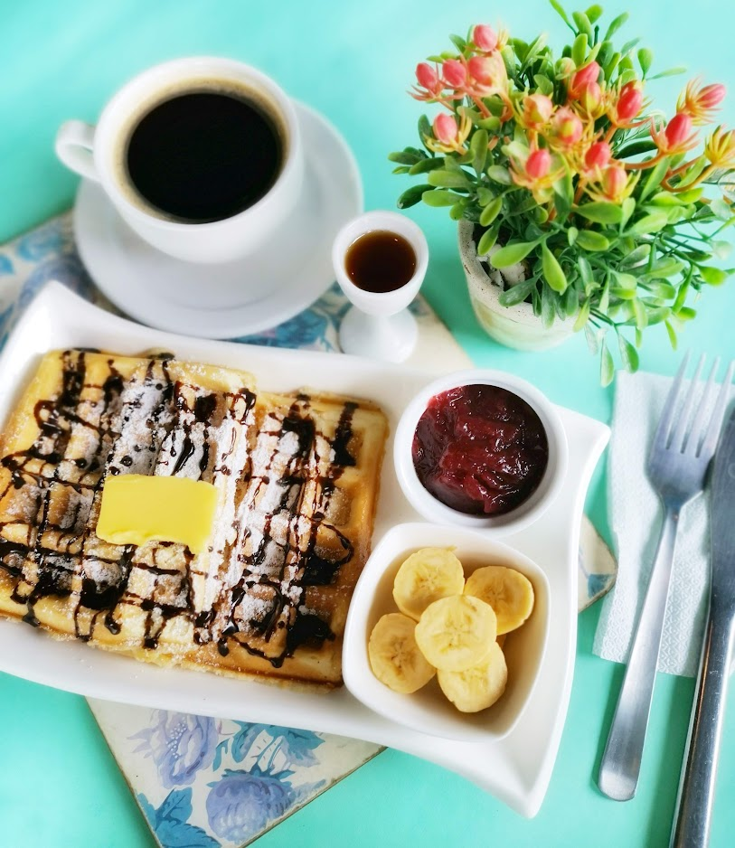 Waffle Delight