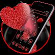 Black Love Heart Theme