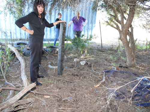 Narrabri Lands Council chair Marilyn Binge said the vandalism and dumping had upset the indigenious community.