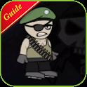 Guide for Mini Militia Doodle gun icon