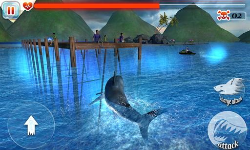 Scary Shark Evolution 3D  screenshots 2