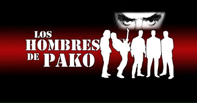 Los hombres de Pako
