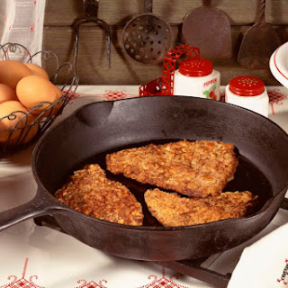 Annie's Texas Chicken Fried Steak.