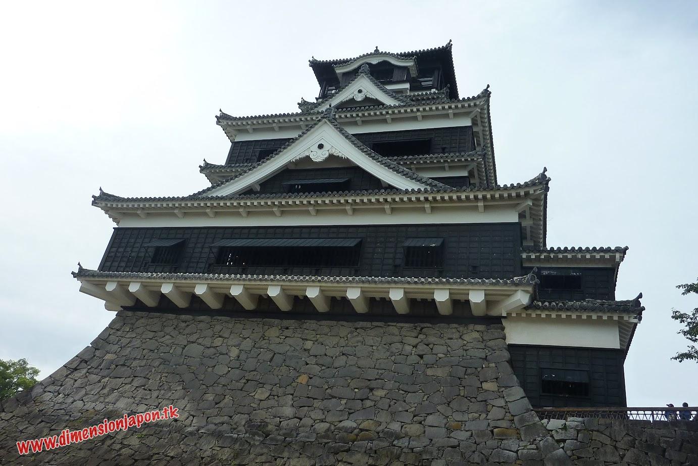 P1060993 Castillo de Kumamoto (Kumamoto) 15-07-2010