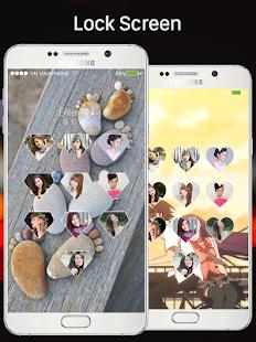 photo lock screen