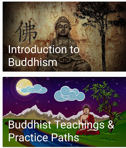 Buddhism Facts 1.0 screenshots 1