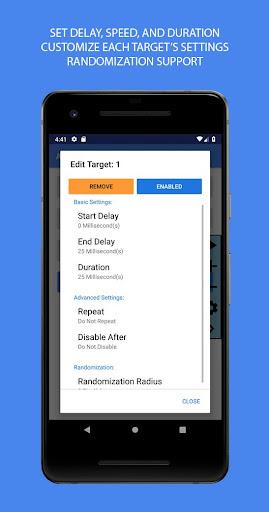 Automatic Clicker screenshot 3
