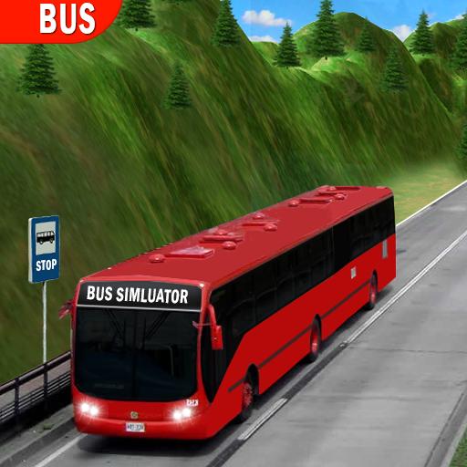 Hill Climb Bus Simulator