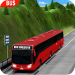 Hill Climb Bus Simulator Icon