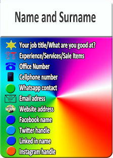 Download DbCard For PC Windows and Mac apk screenshot 6