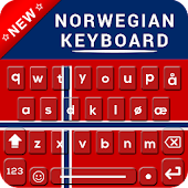 Norwegian Keyboard 2019 , Custom Colors, Themes Android APK Download Free By Xpert Keyboards Team