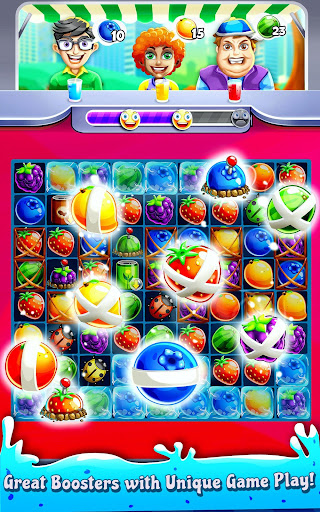 Juice Master - Match 3 Juice Shop Puzzle Game 1.9.1 Mod screenshots 4