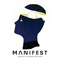 Best Law of attraction app (The secret) - Manifest icon