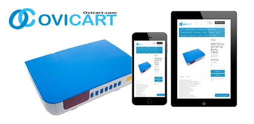 Приложения в Google Play – Ovicart Online shop for <b>electronic</b> parts