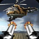 Gunship Rescue Force Battle 3d Icon