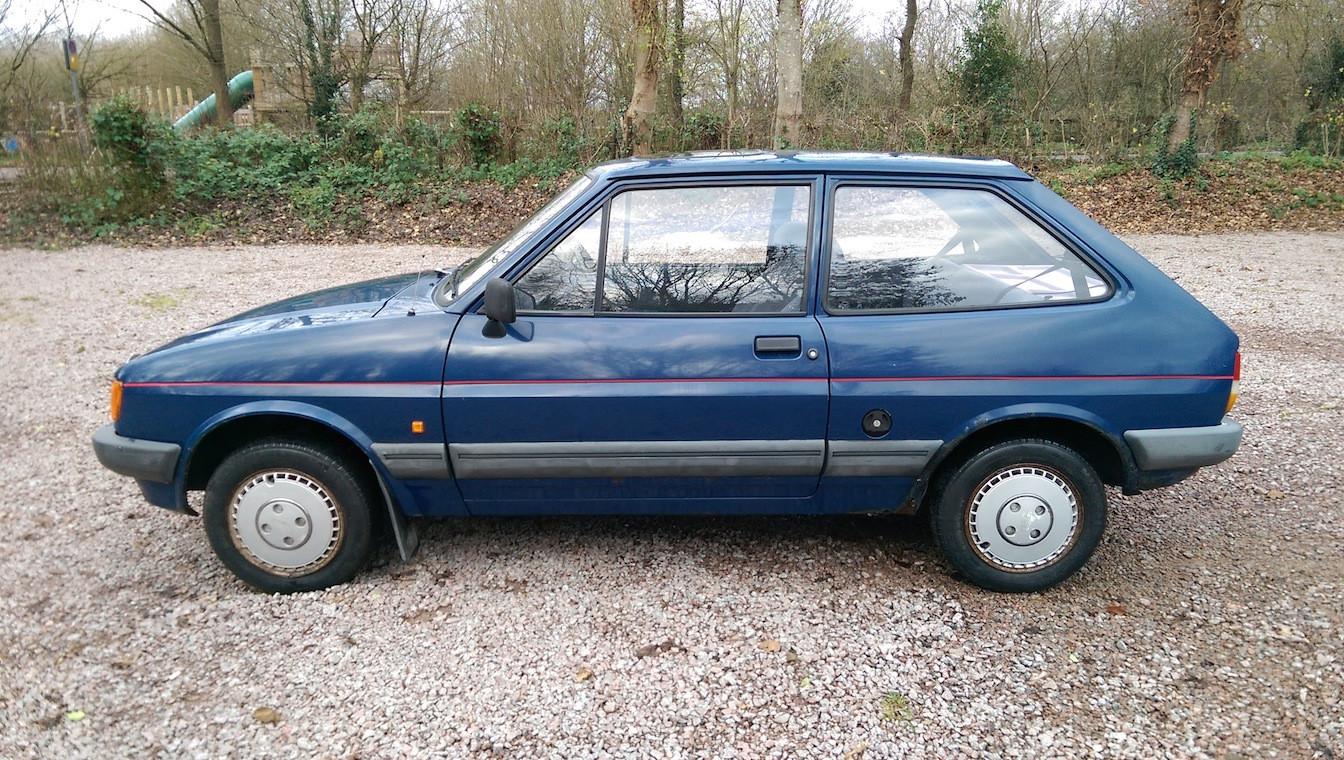 Ford Fiesta Hire London