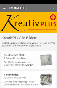 KreativPLUS- screenshot thumbnail