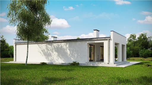projekt G202 - Budynek rekreacyjny z sauną
