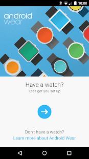 Android Wear- screenshot thumbnail