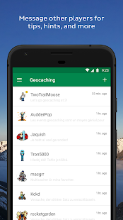 Geocaching®- screenshot thumbnail