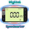 Digital GPS Speedometer icon
