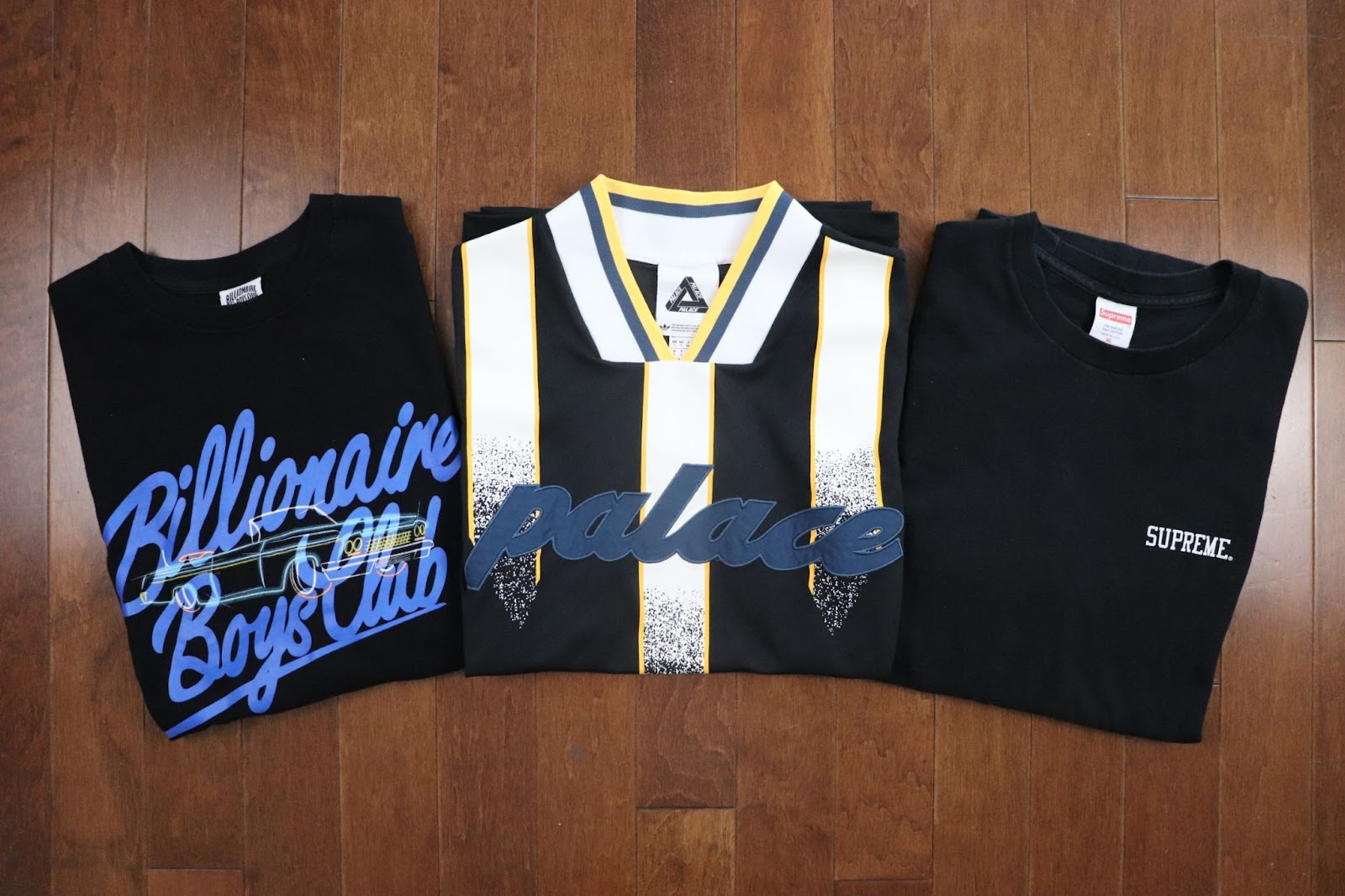 Streetwear to resell online