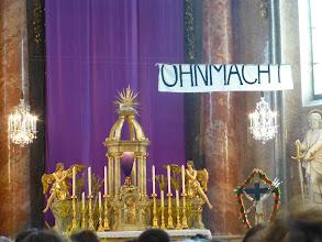 Photo: Ohnmacht