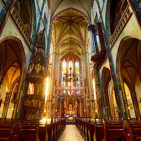 by Wim De Koster - Buildings & Architecture Places of Worship
