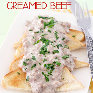 Italian Creamed Beef (SOS) Recipe