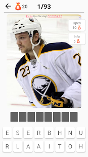 Hockey Players - Quiz about players (NHL and KHL) for PC-Windows 7,8,10 and Mac apk screenshot 6