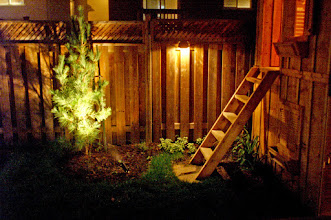 Photo: Don't forget to light children's play structures.