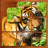 Animal jigsaw puzzles 2 (FREE)
