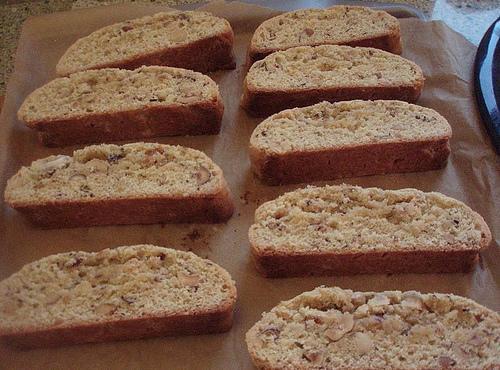 Hazelnut Biscotti Recipe