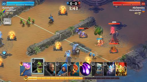 Arcane Showdown - Battle Arena filehippodl screenshot 13