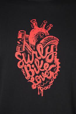 Surly Bike Lover Men's T-Shirt: Black alternate image 0