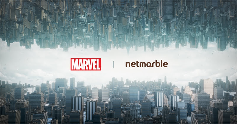 Netmarble x MARVEL PAX East
