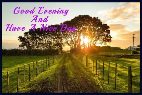 good evening cards apps on google play