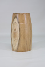 "Photo: Paul Wodiska 6"" x 3"" bud vase"