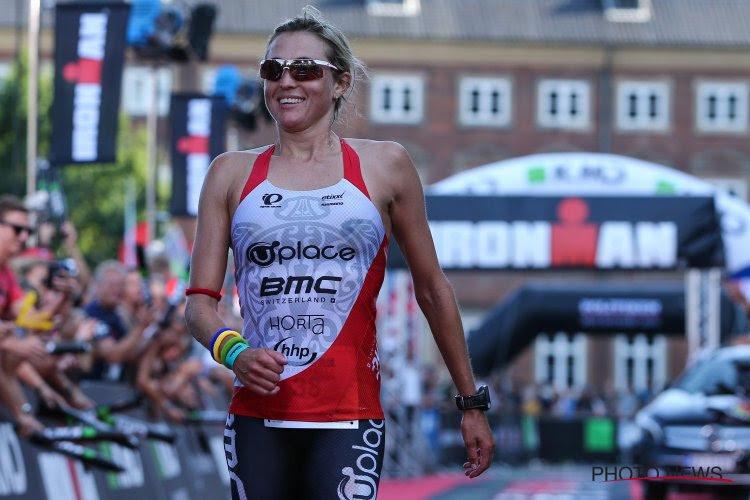 Sofie Goos a terminé le dernier Ironman de sa carrière