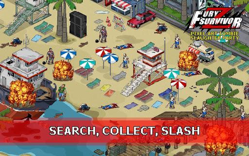 Fury Survivor: Pixel Z 1.007 screenshots 6