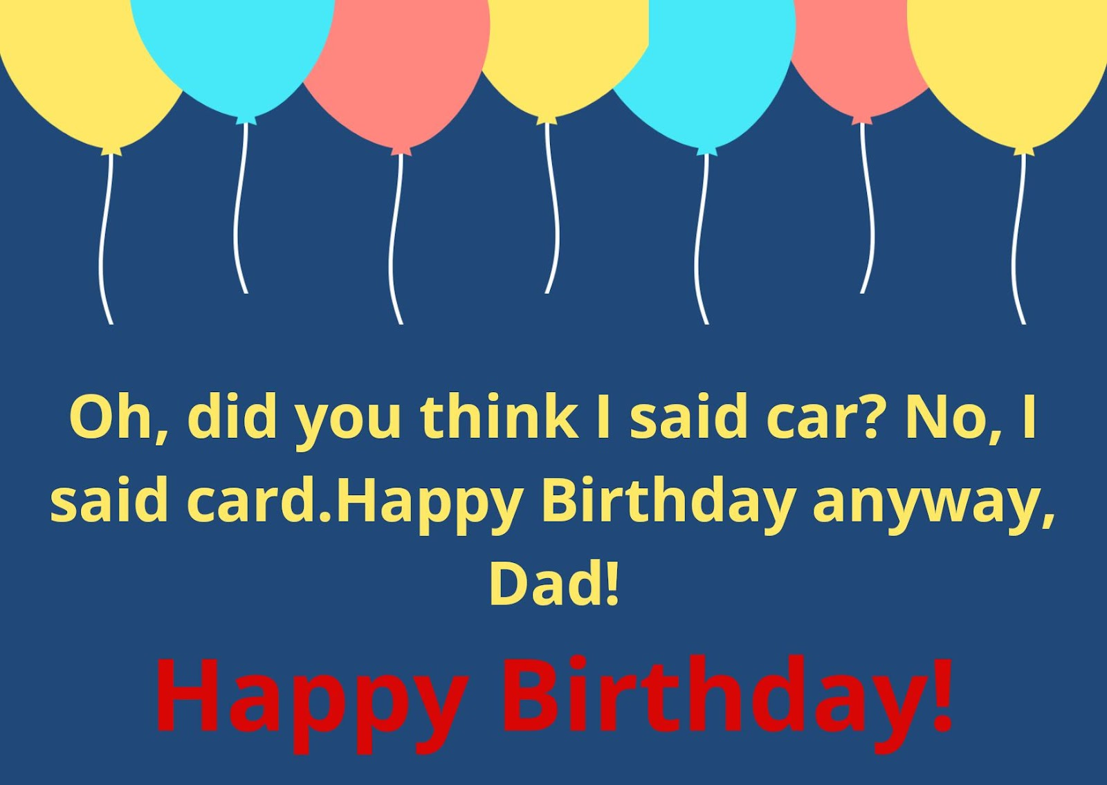 Funny Dad Quotes Happy Birthday