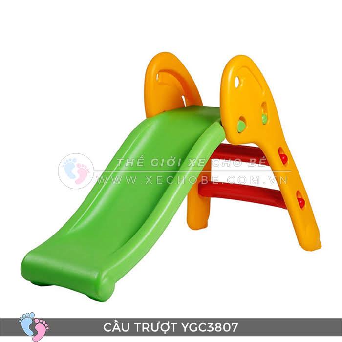 Cầu tuột cho trẻ em mini YGC-3807 8
