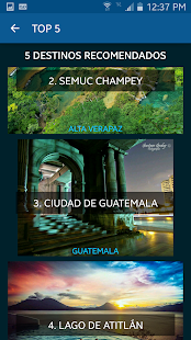 22destinos - Explora Guatemala- screenshot thumbnail