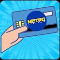 Дисконтная карта: Метро (METRO) icon