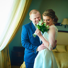 Fotografo di matrimoni Aleksandr Ulyanenko (iRbisphoto). Foto del 05.04.2018