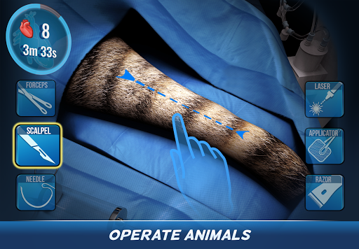Operate Now: Animal Hospital 1.2.1 Cheat screenshots 1