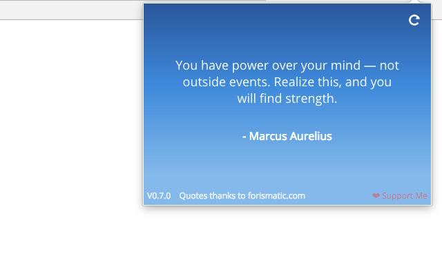 Quiet Quote