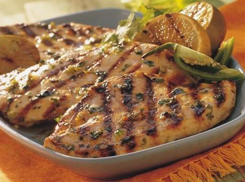 Grilled Chile Lime Chicken Recipe